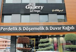 the Gallery Design: